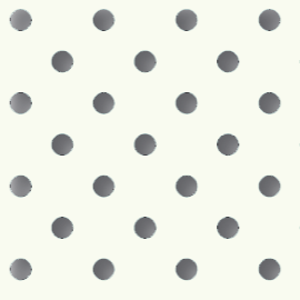 Perforated H8 metal tile